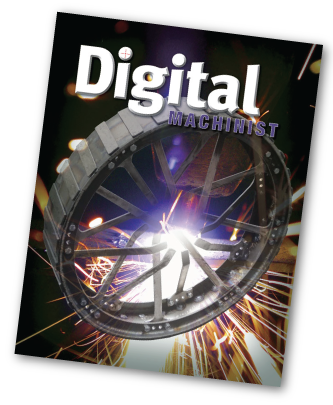 Digital Machinist Cover